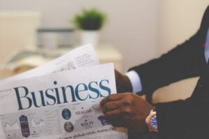 Job Leads from Business News