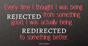 Reframing Rejection