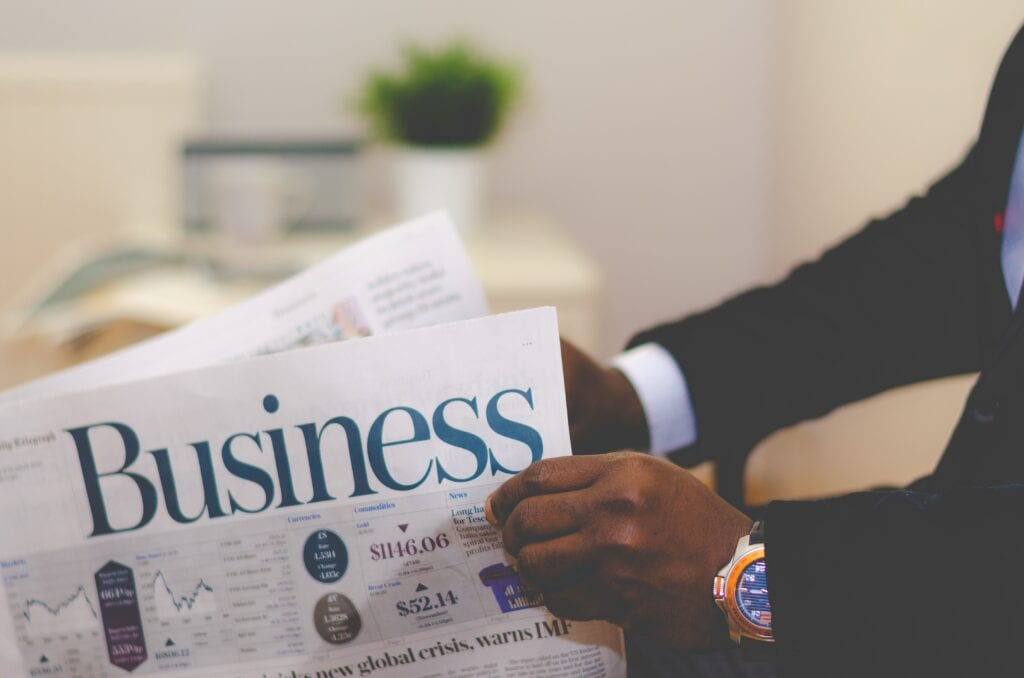 Importance of Reading Business News for Job Search